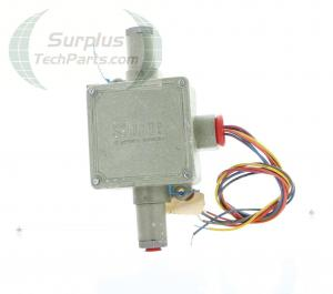 14R3-AA2 SOR DIFFERENTIAL PRESSURE SWITCH 8 / 30 PSID 2 SPDT